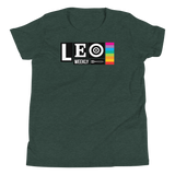 Colors of LEO Kids T-Shirt
