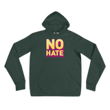 """No Hate"" Hoodie (Yellow)"
