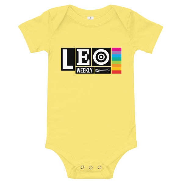 Colors of LEO Baby Onesie