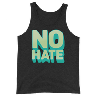 """No Hate"" Tank (Green)"