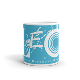 Original Logo Coffee Mug (Teal)