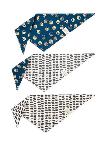 Foulard No6011k x Bookhou