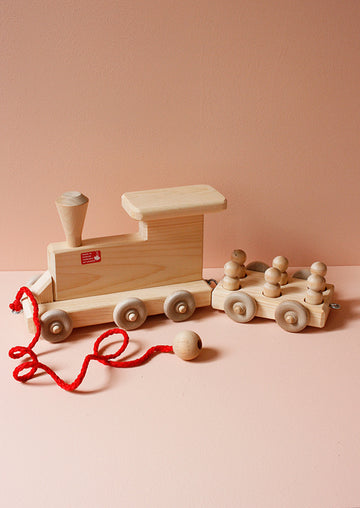 Train à wagon par Thorpe Toys