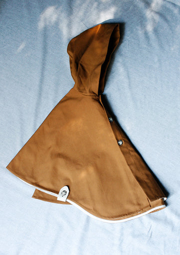 Cape No1623k caramel