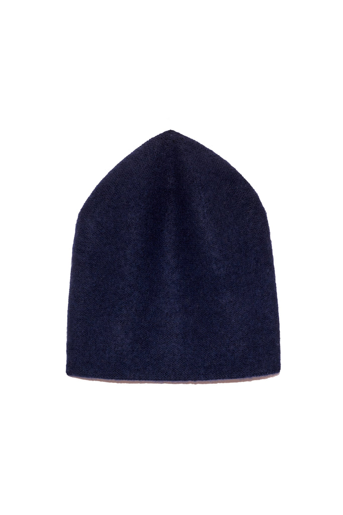 Felted Cashmere Beanie