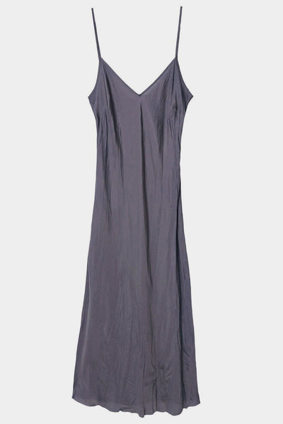 Charcoal Bias Long Slip Organic by John Patrick