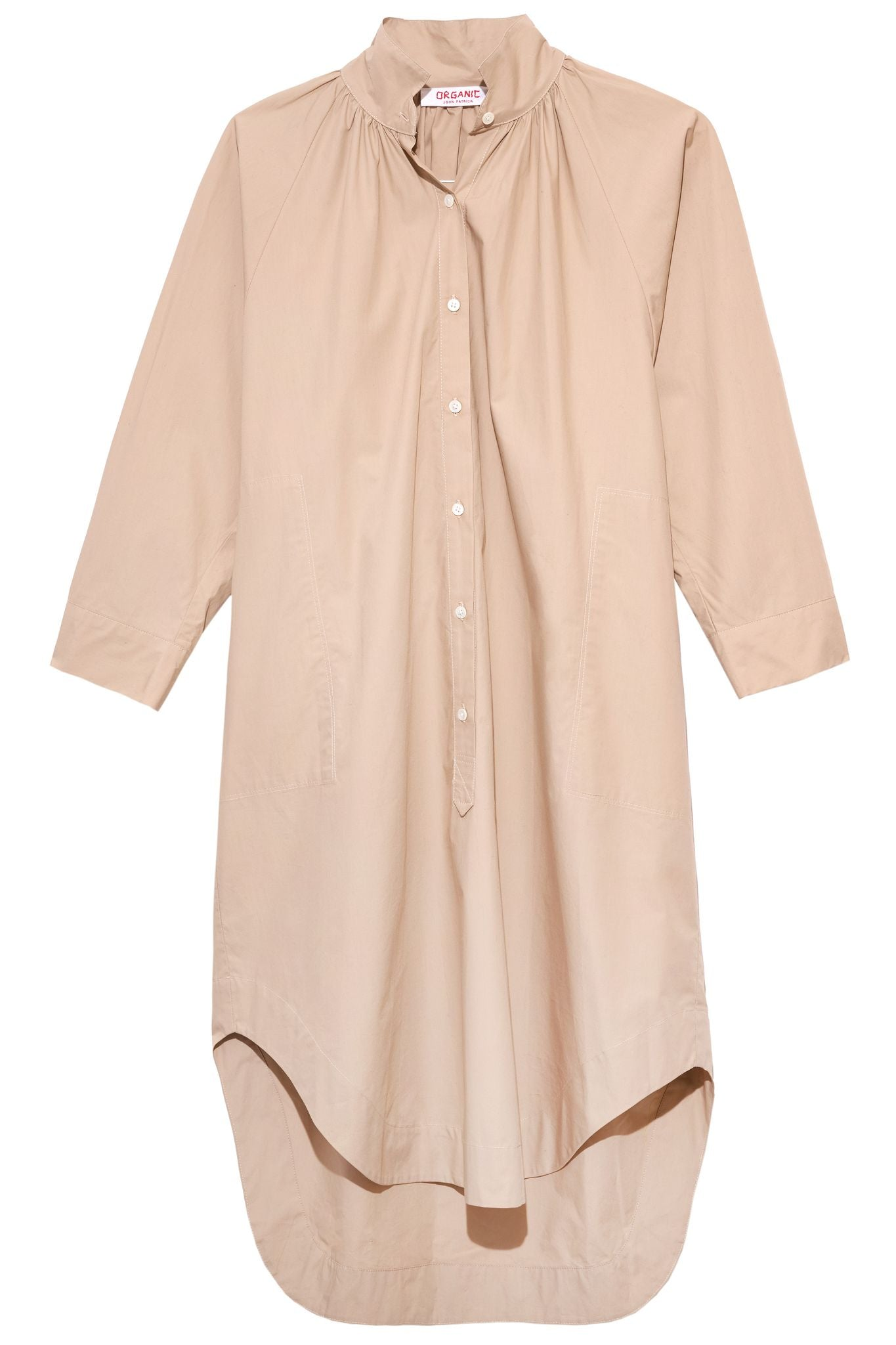The Rainer Shirtdress
