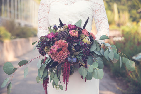 Crescent Types of Bouquets