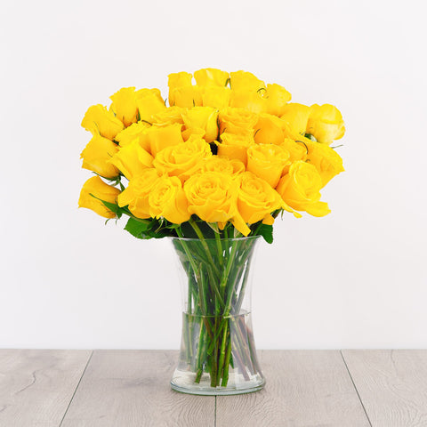 yellow roses friendship