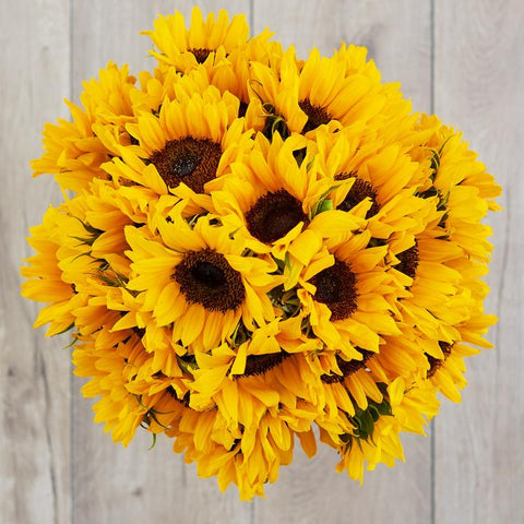 sunflower bouquet friendship flowers