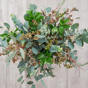 Greens Mixed Bouquet of Eucalyptus