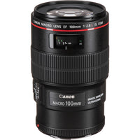 Canon EF 100mm F/2.8L IS Macro Rental