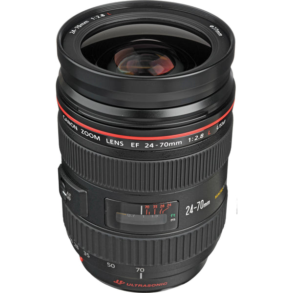Canon EF 24-70mm F/2.8L USM Rental