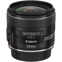 Canon EF 24mm F2.8 IS USM Rental