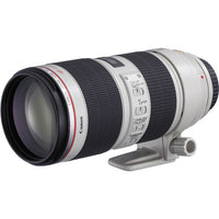 Canon EF 70-200mm f/2.8L IS II USM Lens Rental