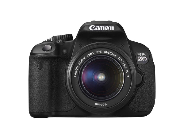 Canon EOS 650D + 18-55 Kit Rental