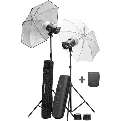 Elinchrom D-Lite RX 2/4 To Go Studio Kit Rental