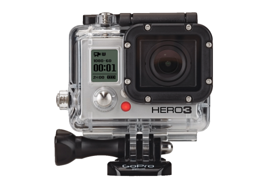 GoPro HERO3 Black Edition Rental