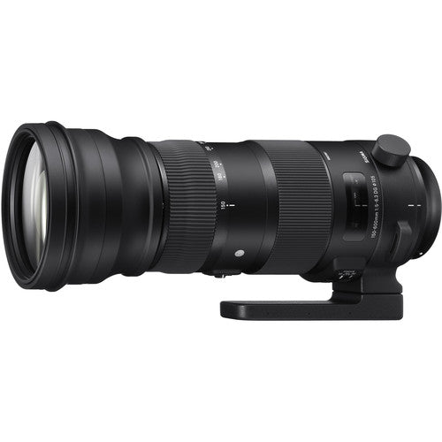 Sigma 150-600mm f/5-6.3 DG OS HSM SPORTS Lens for Canon EF Rental