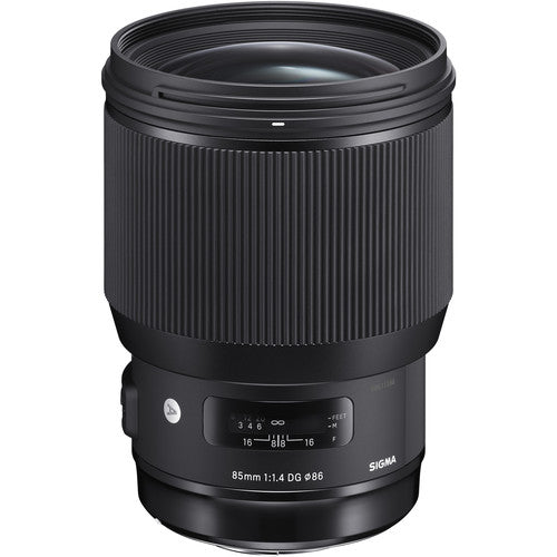 Sigma 85mm f/1.4 DG HSM Art Lens for Canon EF Rental