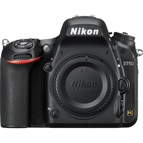 Nikon D750 DSLR Body Rental