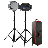 Godox LED 500 Light Kit (2X 500 LED lights) Rental