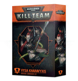 Kill Team: Vysa Kharavyxis – Set de Commandant Drukhari (FRA)