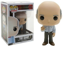 Twin Peaks - The Giant #453