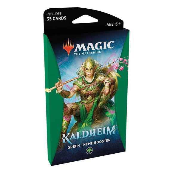 KALDHEIM Green Theme Booster (ENG)