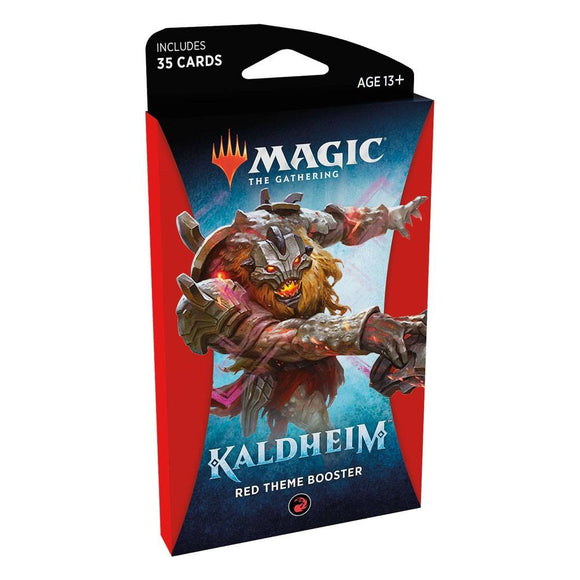 KALDHEIM Red Theme Booster (ENG)