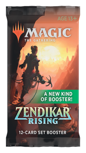 Zendikar Rising - Extension Booster (ENG)