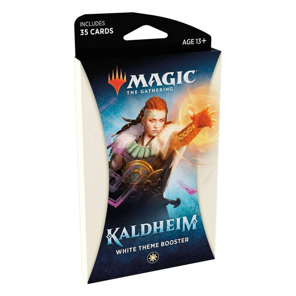 KALDHEIM White Theme Booster (ENG)