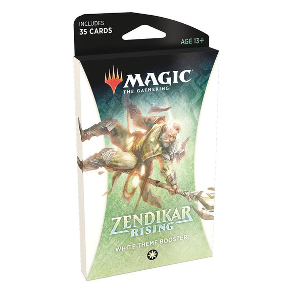 Zendikar Rising - Theme Booster White (ENG)