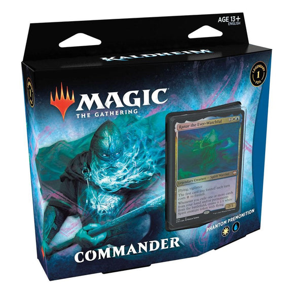 KALDHEIM Commander Phantom Premonition (ENG)