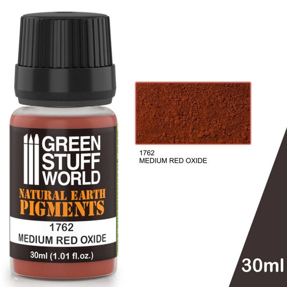 Pigment Medium Red Oxide 30ml