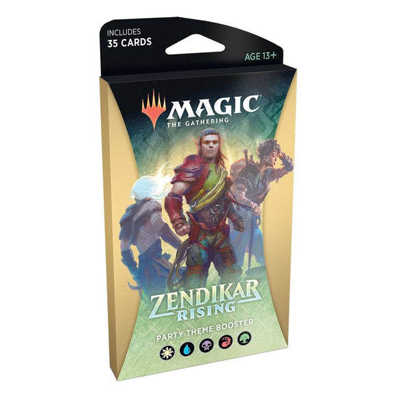 Zendikar Rising - Theme Booster Party (ENG)
