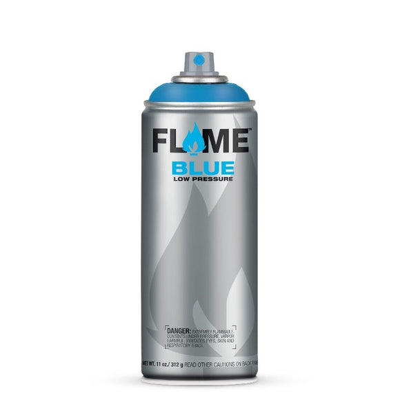 FB-502 Lighting Blue FLAME BLUE 400ml