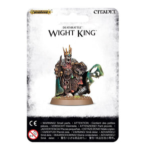 Deathrattle Wight King with Baleful Tomb Blade