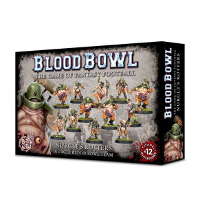 Blood Bowl - Nurgle's Rotters
