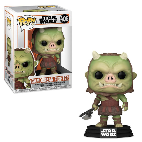 Star Wars - Gamorrean Fighter #406