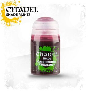 Citadel Shade Carroburg Crimson