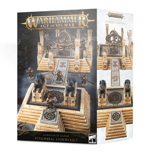 Dominion of Sigmar Penumbral Stormvault