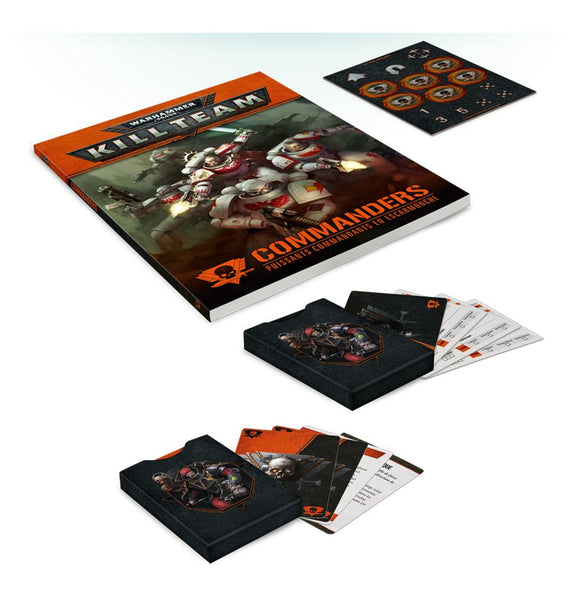 Kill Team: Set d'Extension Commanders (FRA)