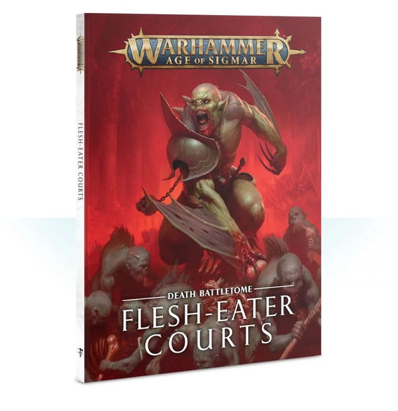 Battletome: Flesh-eater Courts (FRA)