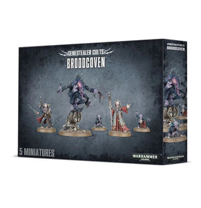Genestealer Cults Broodcoven
