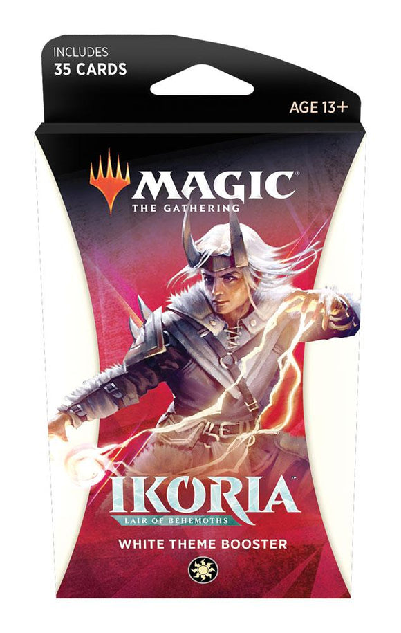IKORIA Lair of Behemoths Theme Booster White (ENG)