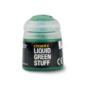 Liquid Green Stuff Citadel