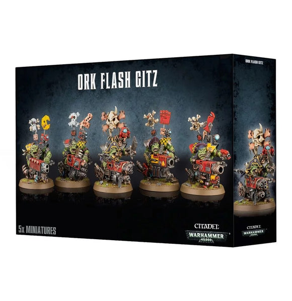 Orks Flash Gitz