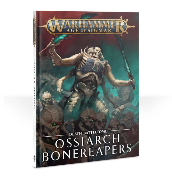 Battletome: Ossiarch Bonereapers (FRA)