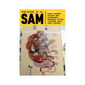 SAM - Street and More Magazine #1